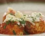 Яйца в пикантен доматен сос 5