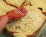 Козуначен сладкиш с крокант 9