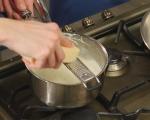 Суфле с пресен лук и чесън 2