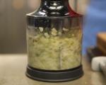 Суфле с пресен лук и чесън 3