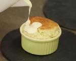 Суфле с пресен лук и чесън 10