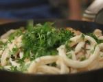 Сицилианска салата с калмари 5