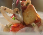 Сицилианска салата с калмари 8