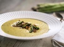 Супа от аспержи
