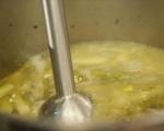 Супа от аспержи 3