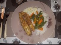 Здравословна хрупкава риба