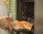 Сьомгова пъстърва с топла бобена салата 4