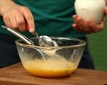 Фритата с тиквички, сирене и джоджен 3