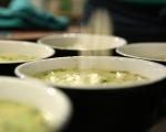 Фритата с тиквички, сирене и джоджен 5