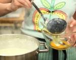Млечна супа с тиквички 4
