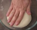 Диплен хляб със спанак и сирене 2