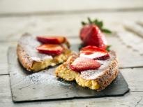 Шведски лепкав кейк