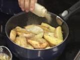 Картофено плато с барбекю сос и дип 2