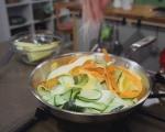 Пъстра салата със скариди 4