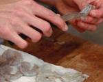 Пъстра салата със скариди 6