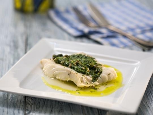 Риба по сицилиански
