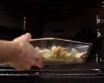 Сладкиш с юфка и яйчен крем 3