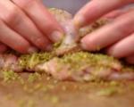 Пролетна яхния с пилешки руладини 5
