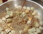 Спелта с тофу и пресен лук 3