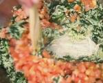 Мусака от тиквички и спанак 4