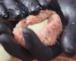 Кюфтета с моцарела в доматен сос 6