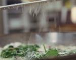 Спагети със салам и спанак 7