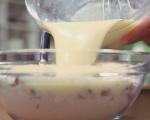 Мъфини със салам и маслини 5