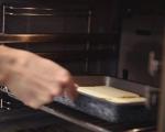 Сандвич с кашкавал и шпеков салам