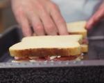 Сандвич с кашкавал и шпеков салам 9