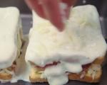 Сандвич с кашкавал и шпеков салам 10