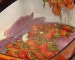 Риба с домати на фурна 6
