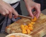 Торта с бадеми и кайсии 6