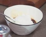 Торта с бадеми и кайсии 11