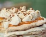 Торта с бадеми и кайсии 16