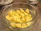 Огретен от картофи и праз