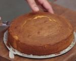 Кокосова торта с ягоди 4