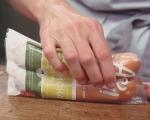"""Испанска тортила с наденица и """"Пико де гайо"""" 5"""