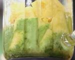 Напитка с ананас и мента 2