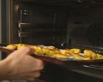 Печени пилешки крилца с куркума 6