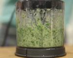 Студена супа от репички и краставици 6