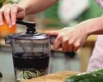 Кюфтета със спагети от тиквички 3