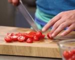 Кюфтета със спагети от тиквички 4