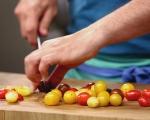 Картофена салата със сос от хрян 2