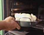 Пиле с орехов сос 5