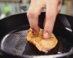 Доматена панцанела с пилешки гърди 5