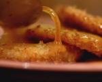 Хрупкаво свинско с портокалов сос 11