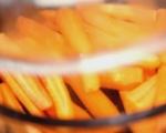 Салата от моркови с маслини и мента 3