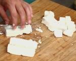 Шишчета с мариновано сирене