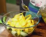 Шишчета с мариновано сирене 6