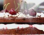 Сладкиш с череши и шоколад 10